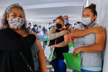 México registra casi 6 mil casos nuevos de Covid