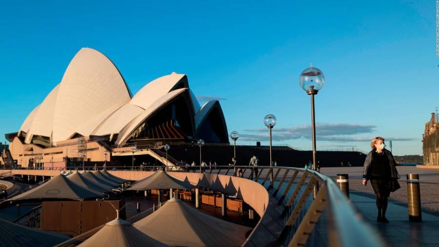 A partir de noviembre, Sídney levantará la cuarentena obligatoria para turistas