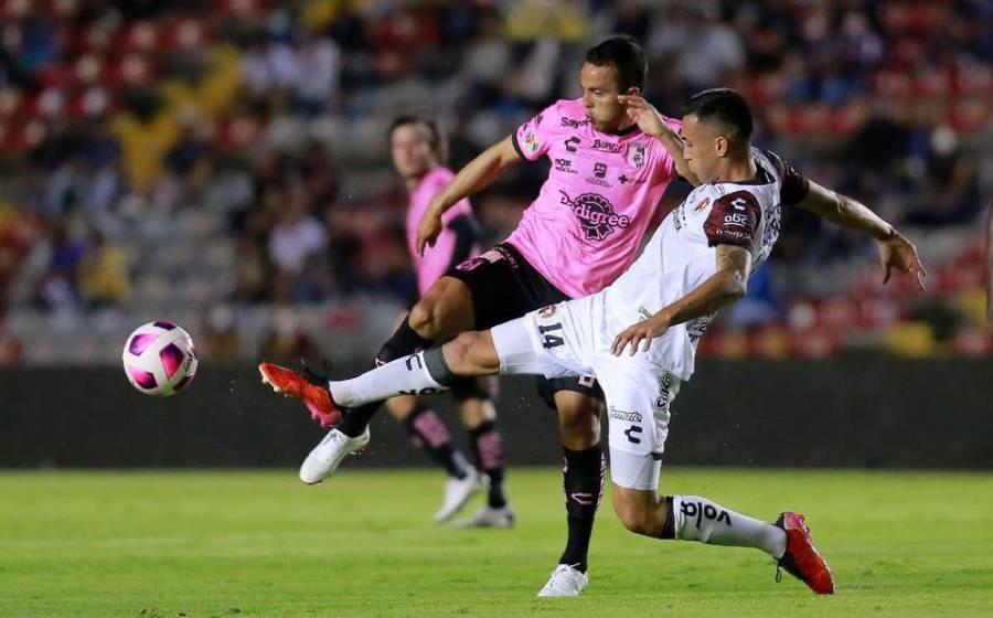 Querétaro empata 1-1 ante Tijuana