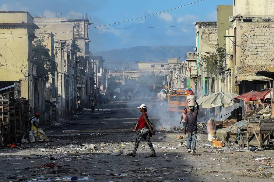 ONU extiende 9 meses su misión en Haití