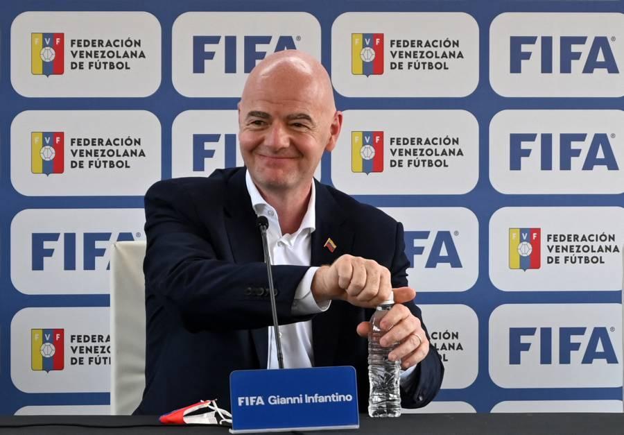 Un Mundial cada dos años hará que el fútbol