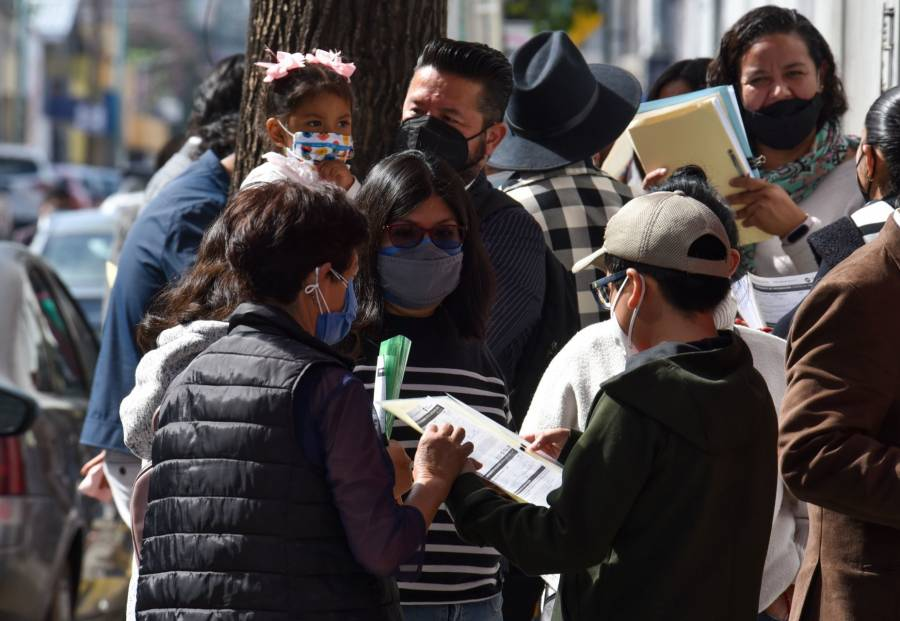 En México suman 5,203 nuevos casos y 313 muertes por Covid-19