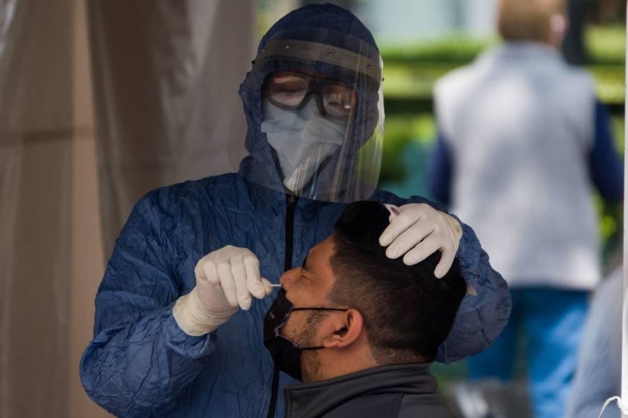 Detectan en Hidalgo, paciente portador de las variantes Delta y Mu