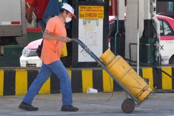 En la CDMX el precio del gas LP será de 13.64 por litro y 25.25 por kilo