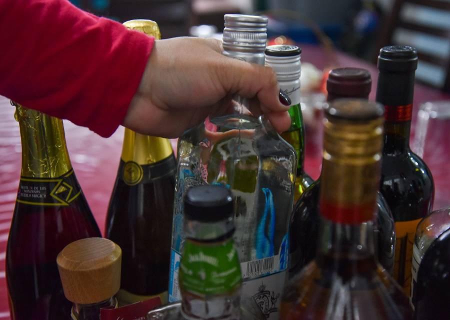 Proponen senadores etiquetado nutrimental para bebidas alcohólicas