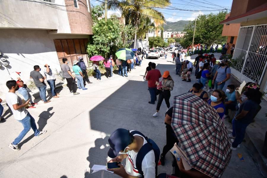 México suma 60 muertes por Covid y casi 2 mil nuevos contagios