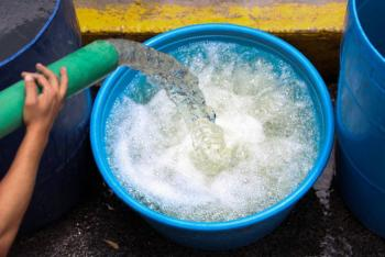 Sacmex niega corte de agua potable en la CDMX