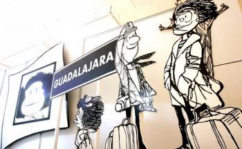 Mafalda llega a Guadalajara con expo interactiva
