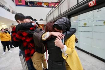 Ya está de regreso a la CDMX la familia afgana que fue deportada