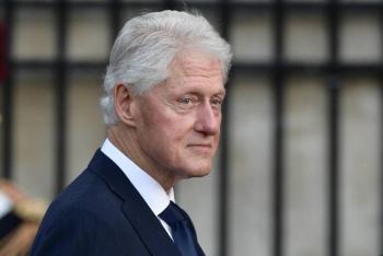 Expresidente Bill Clinton, deja el hospital