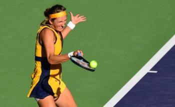 Paula Badosa es la primera tenista española en ganar Indian Wells