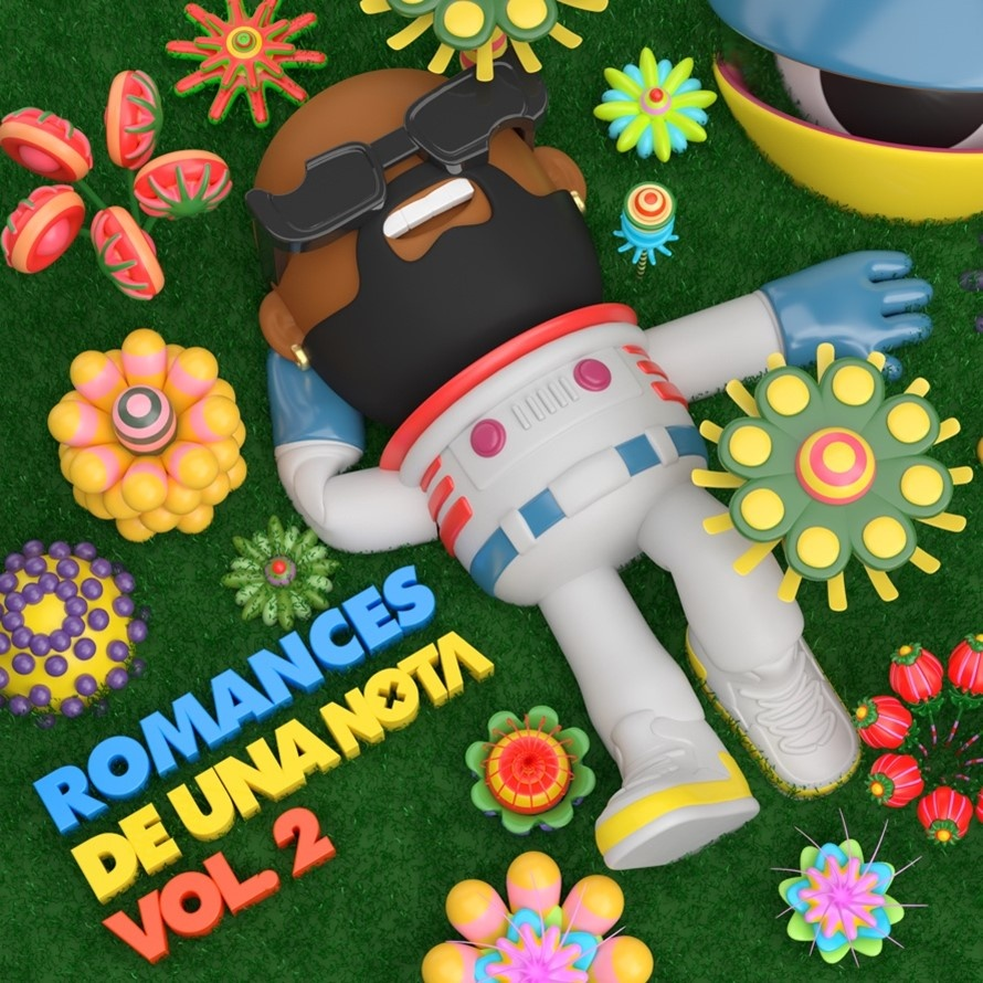 "Reggaetonero Randy estrena álbum ""Romances de Una Nota 2021, vol 2"