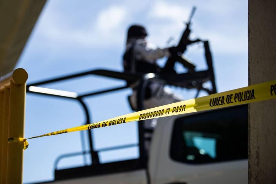 Balaceras en Matamoros dejan cinco muertos y dos policías heridos