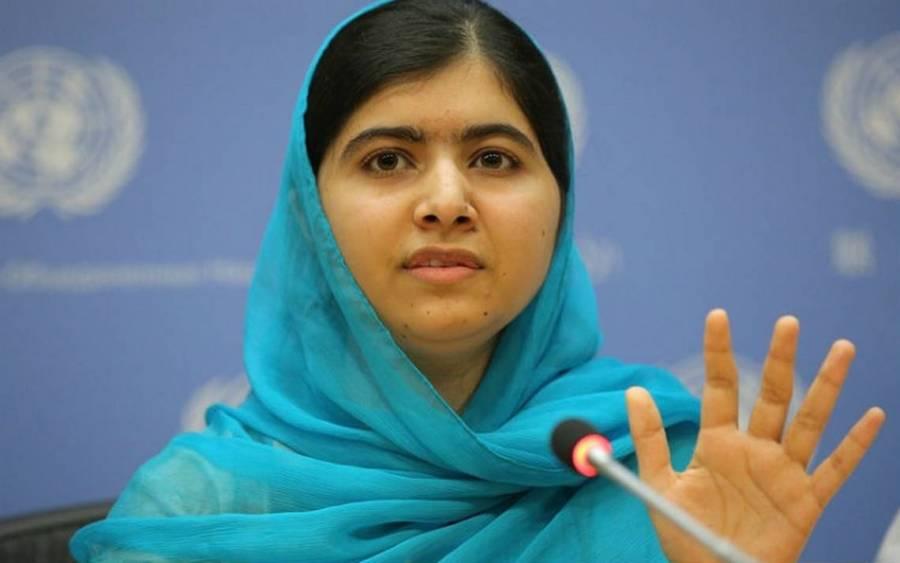 Malala pide abrir escuelas para niñas en Afganistán; talibanes prometen hacerlo