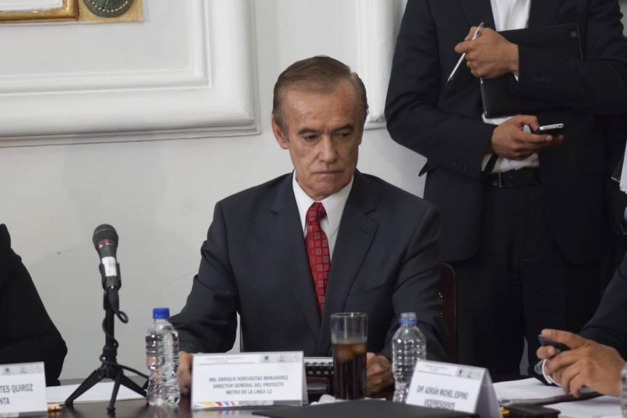 FGJ acusa a Enrique Horcasitas y nueve personas más por colapso de la Línea 12 del Metro