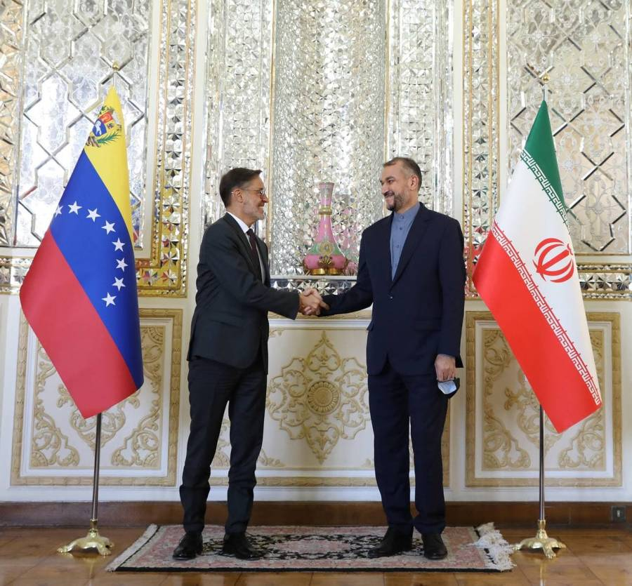 Irán ve en Venezuela y América Latina su