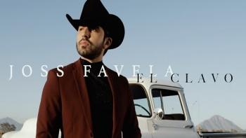 """Joss Favela muestra el sentimiento de ruptura amorosa con """"El clavo"""""""