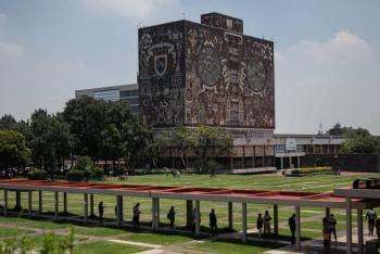 UNAM anuncia aumento de clases presenciales por semáforo verde en CDMX