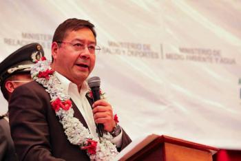 Bolivia afirma que asesinos del presidente de Haití quisieron matar a Luis Arce