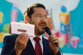 Programas sociales, claves en la recuperación económica de las familias: Martí Batres