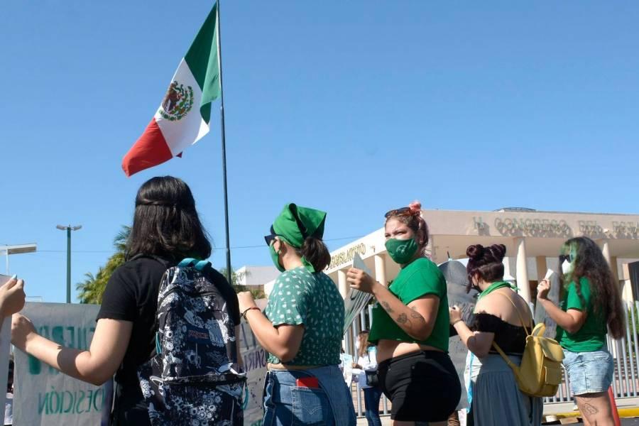 Entra en vigor reforma que garantiza acceso al aborto en Oaxaca