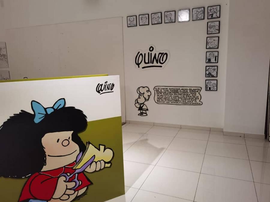 Llega a Guadalajara la expo interactiva sobre Mafalda