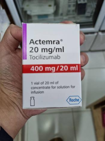 Cofepris emite alerta sanitaria por comercialización ilegal de Actemra® (tocilizumab)