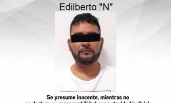 """Cae """"El Chínelo"""", operador de grupo criminal """"Los Linos"""", en Morelos"""