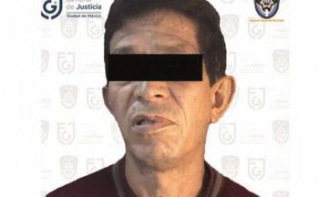 FGJ-CDMX relaciona a violador serial con 32 ataques sexuales