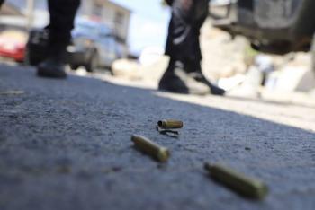 Balacera en cancha de futbol de la alcaldía Cuauhtémoc deja dos muertos