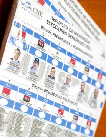 En Nicaragua, oposición llama a la abstención en elecciones