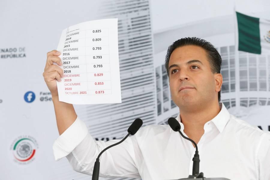 Gobierno de Morena el que aumentó las tarifas eléctricas: Damián Zepeda