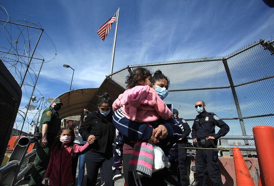 EEUU detiene a 1.7 millones de migrantes en un año