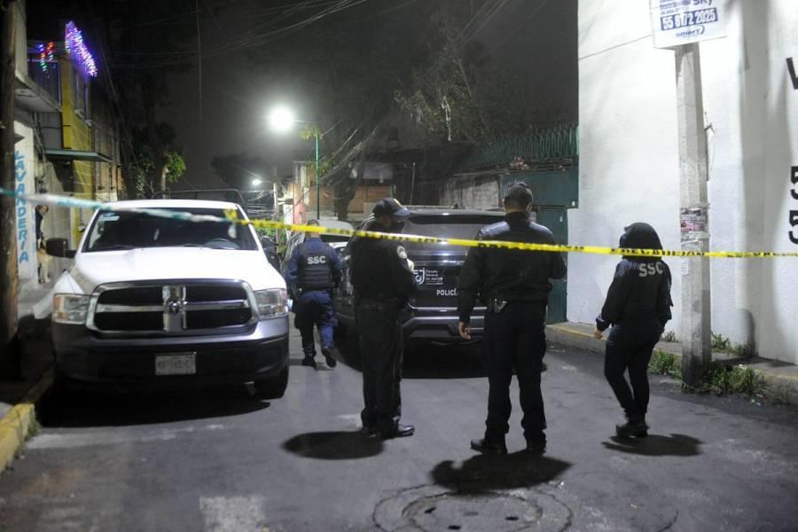 Balacera en Iztapalapa deja un muerto y dos lesionados