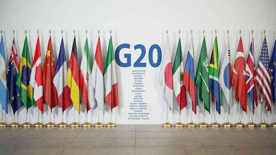 Cambio climático será el tema central del G20 en Roma