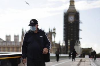 Reino Unido rechaza nuevas restricciones contra el Covid-19 pese a incremento de casos