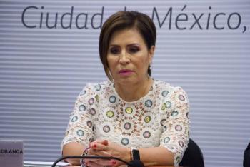 Rosario Robles podría dejar la prisión este miércoles