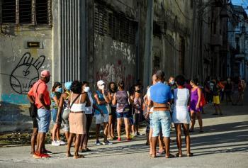 Gobierno de La Habana rechaza negociar para realizar marcha de la oposición