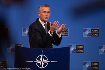 La OTAN pide a aliados que superen desacuerdo por Afganistán