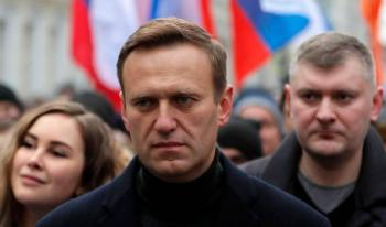 Alexéi Navalni gana el premio Sájarov por su lucha en Rusia