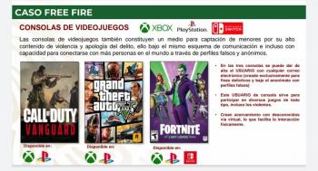 Gobierno Federal presenta decálogo para jugar videojuegos