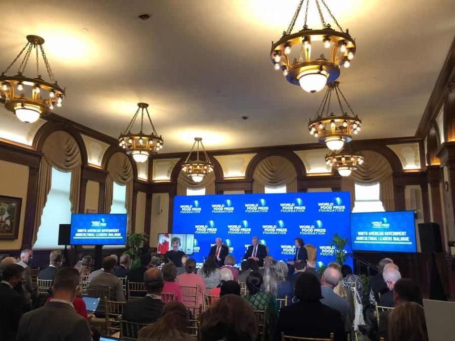 México pide a Estados Unidos y Canadá fortalecer el intercambio científico y técnico