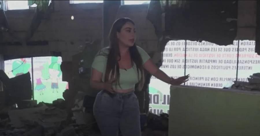 Denunciarán a youtubers por ingresar a la Guardería ABC