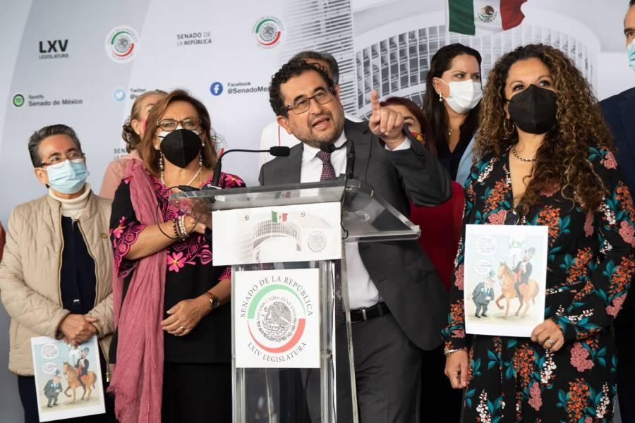 Morena va por juicio político contra consejero presidente del INE