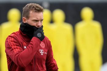 Julian Nagelsmann, DT del Bayern, positivo a Covid-19