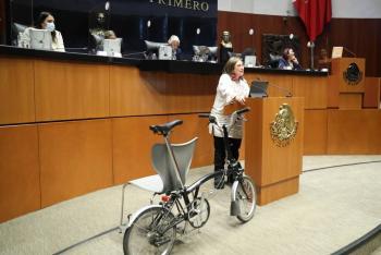 """En junio de cada año será la """"Semana Nacional de la Bicicleta"""""""