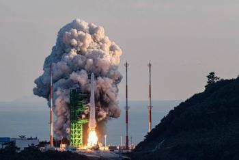 Corea del Sur lanza su primer cohete espacial; la misión fracasa