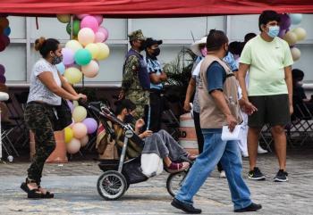 Se reportan 4 mil 798 casos nuevos de Covid en México