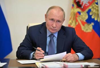 Putin: Crisis energética, prueba de que el capitalismo no funciona