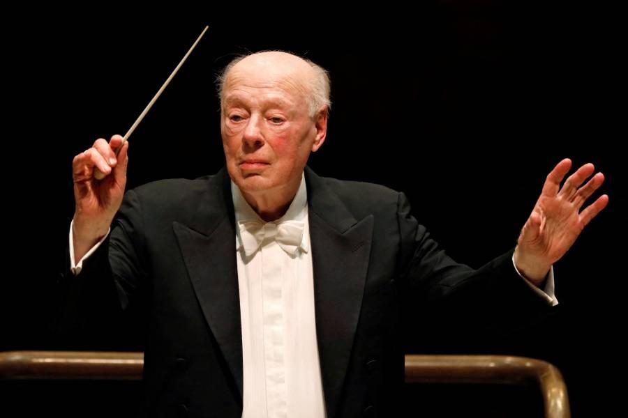 Muere a los 92 años el maestro de orquesta holandés Bernard Haitink